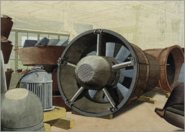 Carl Grossberg - Turbine