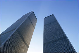 Sue Cunningham - Twin Towers des World Trade Centre