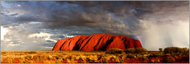 Giles Bracher - Uluru (Ayers Rock), Uluru-Kata Tjuta National Park, UNESCO World Heritage Site, Northern Territory,