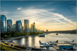 Andreas Kossmann - Vancouver Harbour Flight Centre