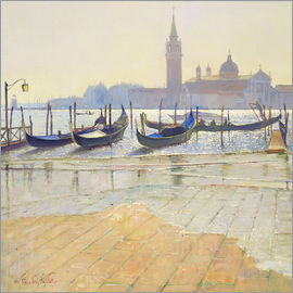 Timothy Easton - Venedig im Sonnenaufgang