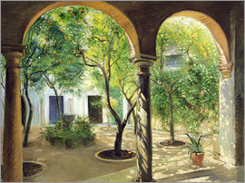 Timothy Easton - Vianna Palast, Cordoba