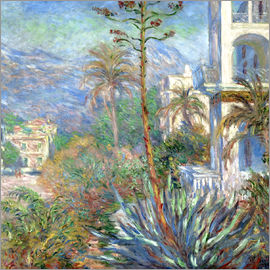 Claude Monet - Villen in Bordighera