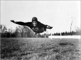 Vince Lombardi, (1913-1970), future General manager of the Green Bay Packers and one of the most suc