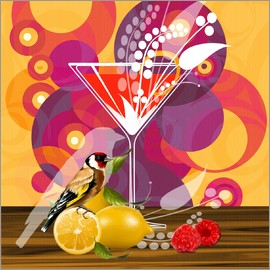 Mandy Reinmuth - Vintage Birdy Cocktail I