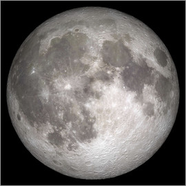 Stocktrek Images - Vollmond