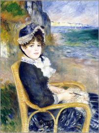 Pierre-Auguste Renoir - By the Seashore