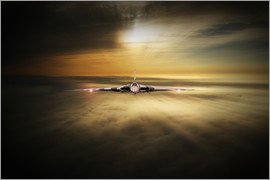airpowerart - Vulcan Head On