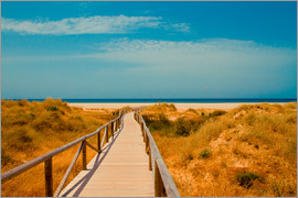 gn fotografie - way to the beach - Tarifa (Andalusia), Spain
