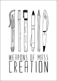 Bianca Green - Weapons Of Mass Creation