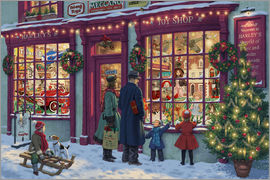 Steve Read - Toy Shop at Christmas