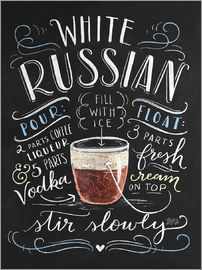 Lily & Val - white russian