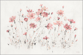 Lisa Audit - Wildblumen I rosa