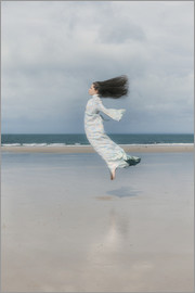 Joana Kruse - playing with the wind