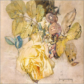 Charles Rennie Mackintosh - Winterrose