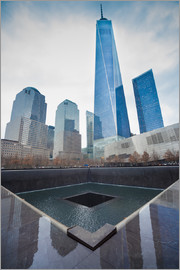 WTC Memorial Plaza, New York