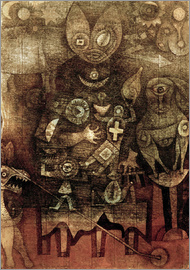 Paul Klee - Zaubertheater