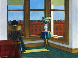 Edward Hopper - Zimmer in Brooklyn