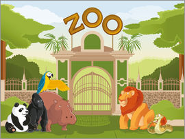 Kidz Collection - Zootiere