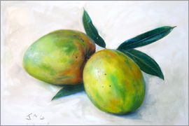 Jonathan Guy-Gladding - Zwei Mangos