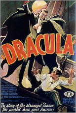 Wandsticker  Dracula - Entertainment Collection
