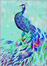 Gallery Print  Pfau Collage - GreenNest