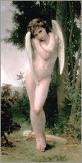 Gallery Print  Cupido - William Adolphe Bouguereau