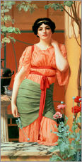 Gallery Print  Nerissa - John William Godward