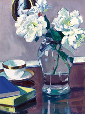 Gallery Print  Rosen. Späte 1920er-Jahre - Francis Campbell Boileau Cadell