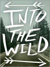 Gallery Print  Into the Wild - Leah Flores