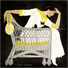 Gallery Print  Sommerfiktion - Clarence Coles Phillips