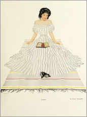 Wandsticker  Welche - Clarence Coles Phillips