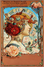 Premium-Poster  Charpentier Deny - Louis Theophile Hingre