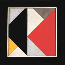 Gallery Print  Counter Composition XIII  - Theo van Doesburg