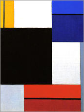 Gallery Print  Komposition xxi - Theo van Doesburg
