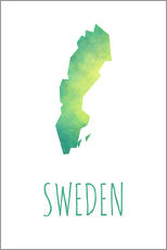 Gallery Print  Sweden - Stephanie Wittenburg