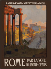 Gallery Print  Rome - Travel Collection