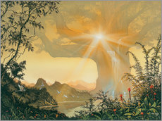 Wandsticker  Tree of Life - Georg Huber