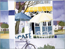 Gallery Print  Cafe au lait - Franz Heigl