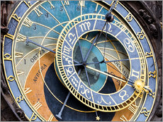 Gallery Print  Astronomische Uhr in Prag - Jan Christopher Becke