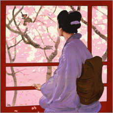 Premium-Poster Madama Butterfly