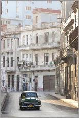 Gallery Print  Taxi in Havanna - Lee Frost