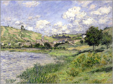 Gallery Print  Landschaft - Claude Monet