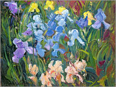 Wandsticker  Blumenstrauch - Timothy Easton