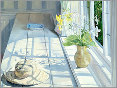 Gallery Print  Stillleben vor dem Fenster - Timothy Easton