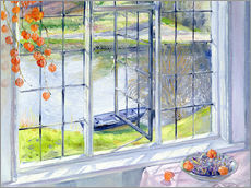 Timothy Easton - Blick aufs Boot