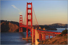 Wandaufkleber  Golden Gate Bridge - Stuart Westmorland