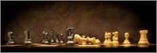 Gallery Print  Game Over - Schach Matt - Don Hammond