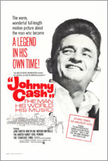 Gallery Print  Johnny Cash! The Man, His World, His Music - Entertainment Collection