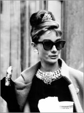 Wandsticker Breakfast at Tiffany's